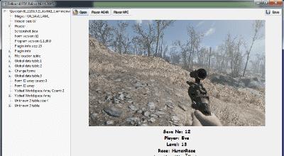 Fallout 4 — Редактор сохранений | Fallout 4 моды