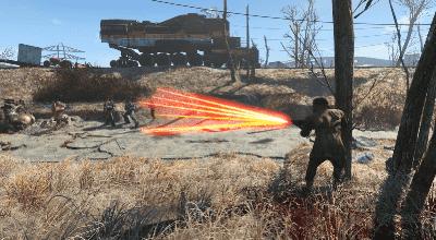 Fallout 4 — Улучшенная точность стрельбы компаньонов | Fallout 4 моды