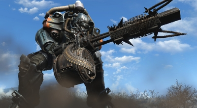 Fallout 4 — Переработанная Силовая Броня | Fallout 4 моды