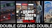 GTA V раздает двойные деньги и опыт в GTA Online на этих выходных