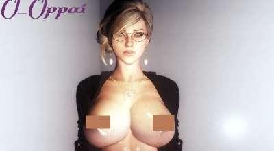 Skyrim — UNPBO & 7B-O тела для девушек | Skyrim моды