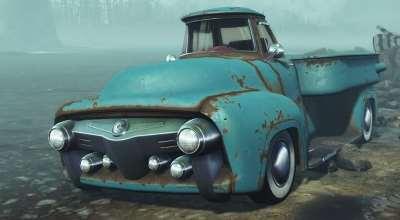 Fallout 4 — Странник | Fallout 4 моды
