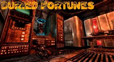 Fallout NV — Buried Fortunes | Fallout New Vegas моды