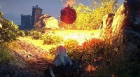 Ведьмак 2 — заклинание «армагеддон» | The Witcher 2 моды