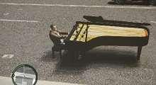 GTA 4 — Crazy Piano | GTA 4 моды