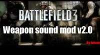 GTA IV — Battlefield 3 Weapon Sound Mod — v2.0 | GTA 4 моды