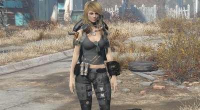 Fallout 4 — Пак армейской одежды | Fallout 4 моды
