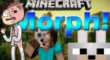 Minecraft — Переселение в убитых врагов / Morph для 1.6 — 1.7.10 | Minecraft моды
