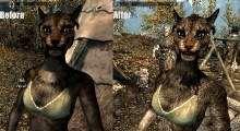 Skyrim — NEW Beast Races | Skyrim моды