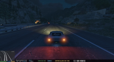 GTA 5 — Информационная панель (GTA Status Bar) | GTA 5 моды