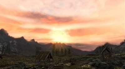 Skyrim — Модификация погоды, климата и освещения / Climates Of Tamriel | Skyrim моды