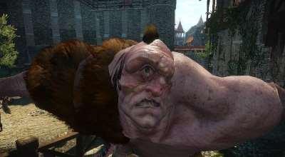 The Witcher 3 — Фикс Глаза Циклопа | The Witcher 3 моды