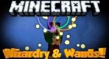 Minecraft — Волшебные палочки для 1.7.10/1.7.2/1.6.4 | Minecraft моды