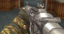 Counter Strike:Source — Black Ops Commando (galil) | Counter Strike:Source моды