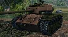 World Of Tanks 0.8.5 — Ремоделлинг T26 E4 SuperPershing | World Of Tanks моды