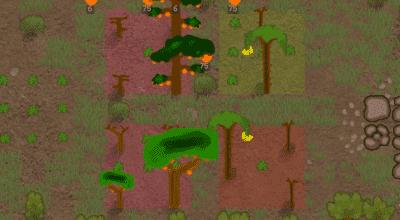RimWorld — Новые плодоносные деревья | RimWorld моды