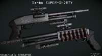 Fallout NV — оружие Serbu SUPER-SHORTY | Fallout New Vegas моды