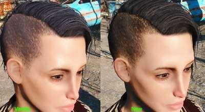 Fallout 4 — Улучшенные волосы | Fallout 4 моды