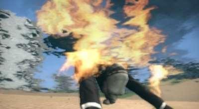 Garrys mod — Тушение огня в воде