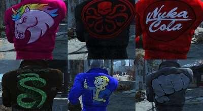 Fallout 4 — Коллекция новых комбинезонов   Fallout 4 моды
