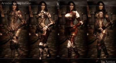XAC — Xenius Armour Compilation