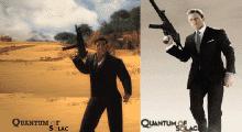 Just Cause 2 — Агент 007 из «Кванта Милосердия» | Just Cause 2 моды