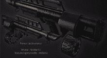 Fallout NV — Pancor Jackhammer | Fallout New Vegas моды