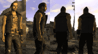 Fallout New Vegas — Courier Six Clothes | Fallout New Vegas моды