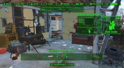 Fallout 4 — Путешествие на караванах | Fallout 4 моды