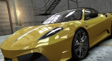 GTA 4 — Ferrari Scuderia Spyder 16M | GTA 4 моды