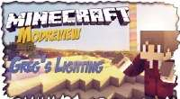 Minecraft — Greg's Lighting для 1.7.10/1.7.2/1.6.4/1.5.2 | Minecraft моды