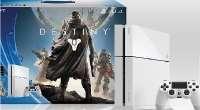 Sony запустит в продажу белую PS4 отдельно от Destiny позднее в этом году