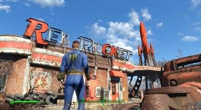 Fallout 4 — Первые скриншоты на графике «Ультра»