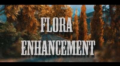 GTA 5 — Осень в Лос-Сантос (Flora Enhancement: Autumn Version) | GTA 5 моды