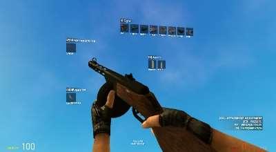 Garrys mod — PPSH-41 (CW 2.0)