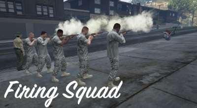 GTA 5 — Firing Squad | GTA 5 моды