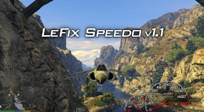 GTA 5 — Спидометр (Speedometer) | GTA 5 моды