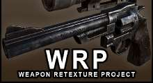 Fallout NV — Weapon Retexture Project | Fallout New Vegas моды