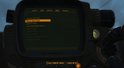 Fallout 4 — Музыкальное Радио Мохаве | Fallout 4 моды