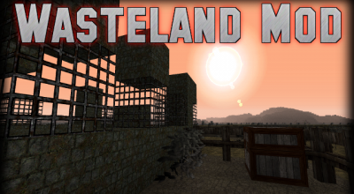 Minecraft — Wasteland Mod