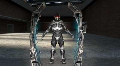 Нанокостюм из Crysis (надеваемый) | Garrys mod моды