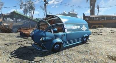 Fallout 4 — Альтернатива быстрому перемещению | Fallout 4 моды