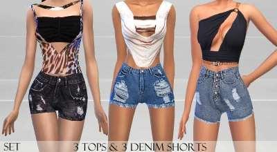 Sims 4 — Модный набор | The Sims 4 моды