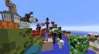 Minecraft — Meet the Mobs — карта на выживание для 1.7.10 | Minecraft моды