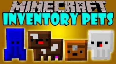 Minecraft — Ручные животные | Minecraft моды
