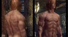 Skyrim — «Улучшенные» мужчины