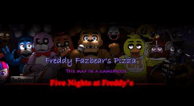Garrys mod — Freddy Fazbear's Pizza | Garrys mod моды