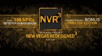 Fallout NV — New Vegas Redesigned 3 (Глобальный атмосферный редизайн игры) | Fallout New Vegas моды