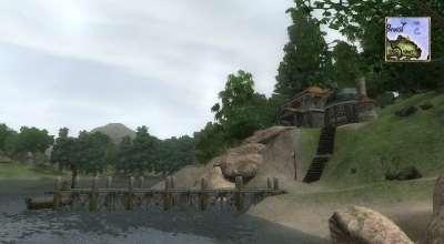 Oblivion — Домик у озера | Oblivion моды