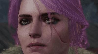 The Witcher 3 — «Разноцветная» Цири | The Witcher 3 моды